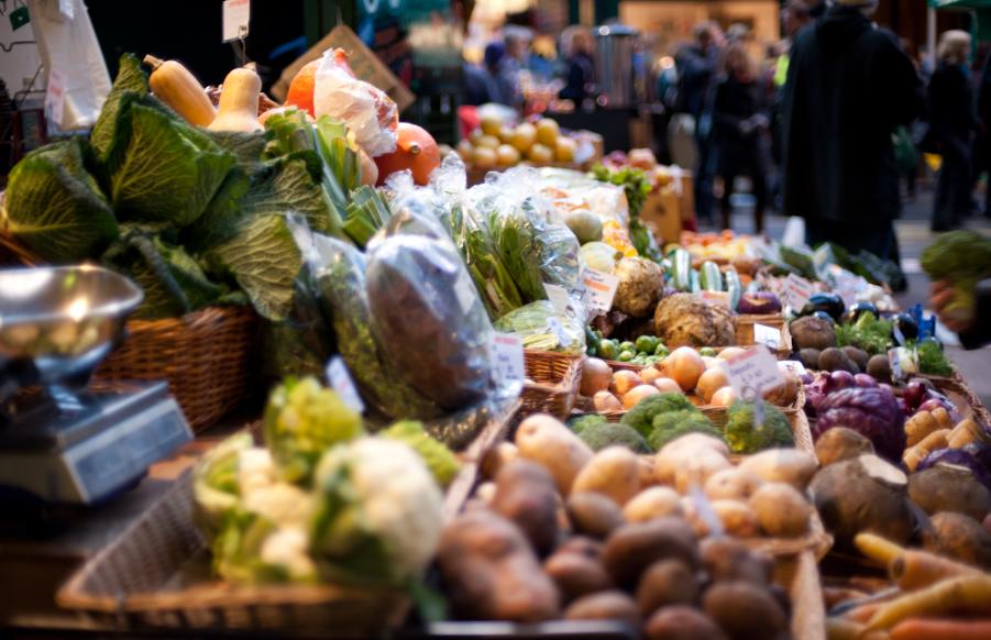 Natural Food as Organic Food
