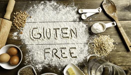 Gluten, free diet