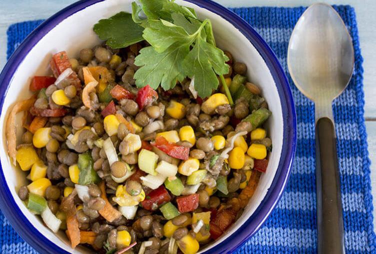 Benefits of Legume Salads