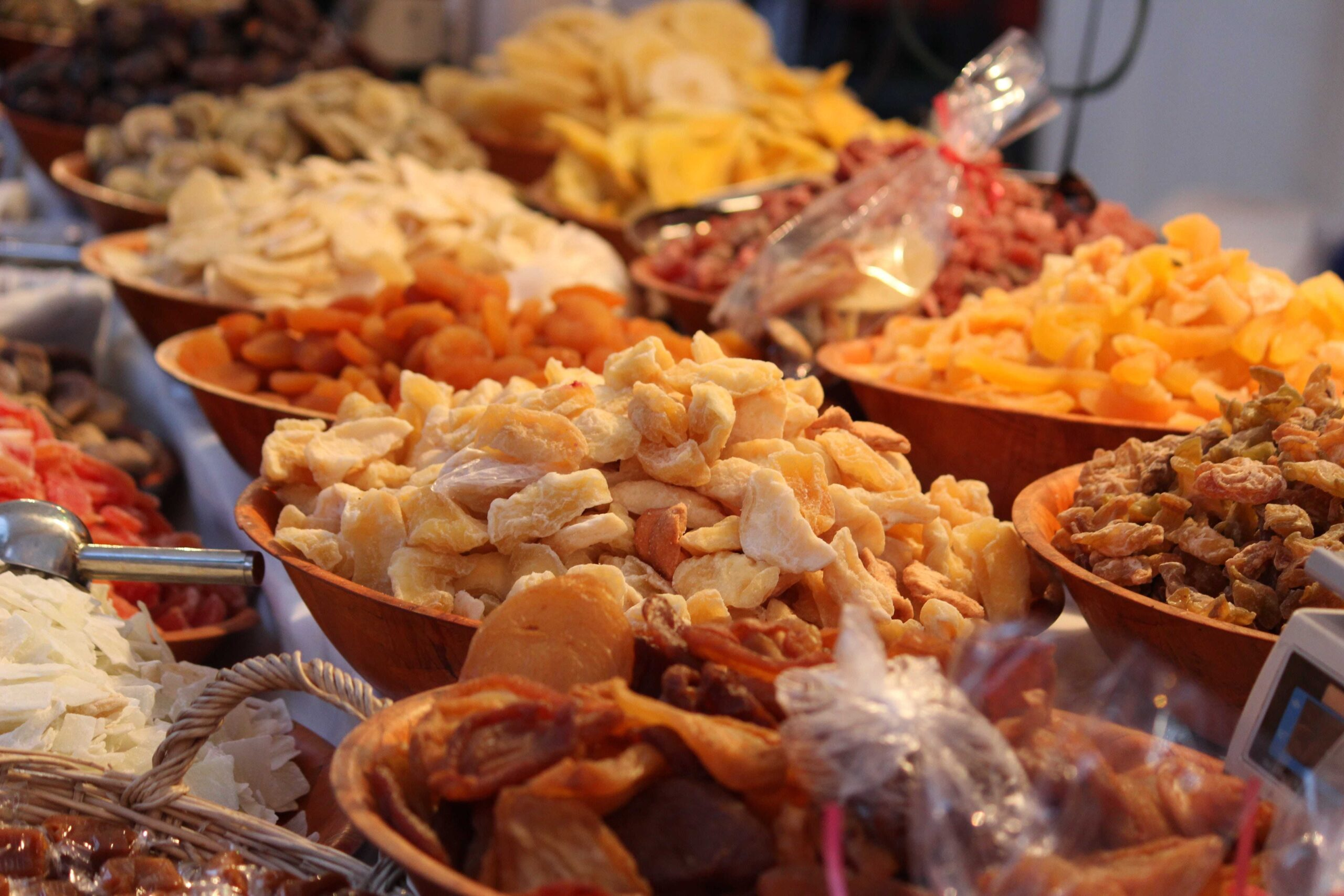 Nutrients- Dried Fruits