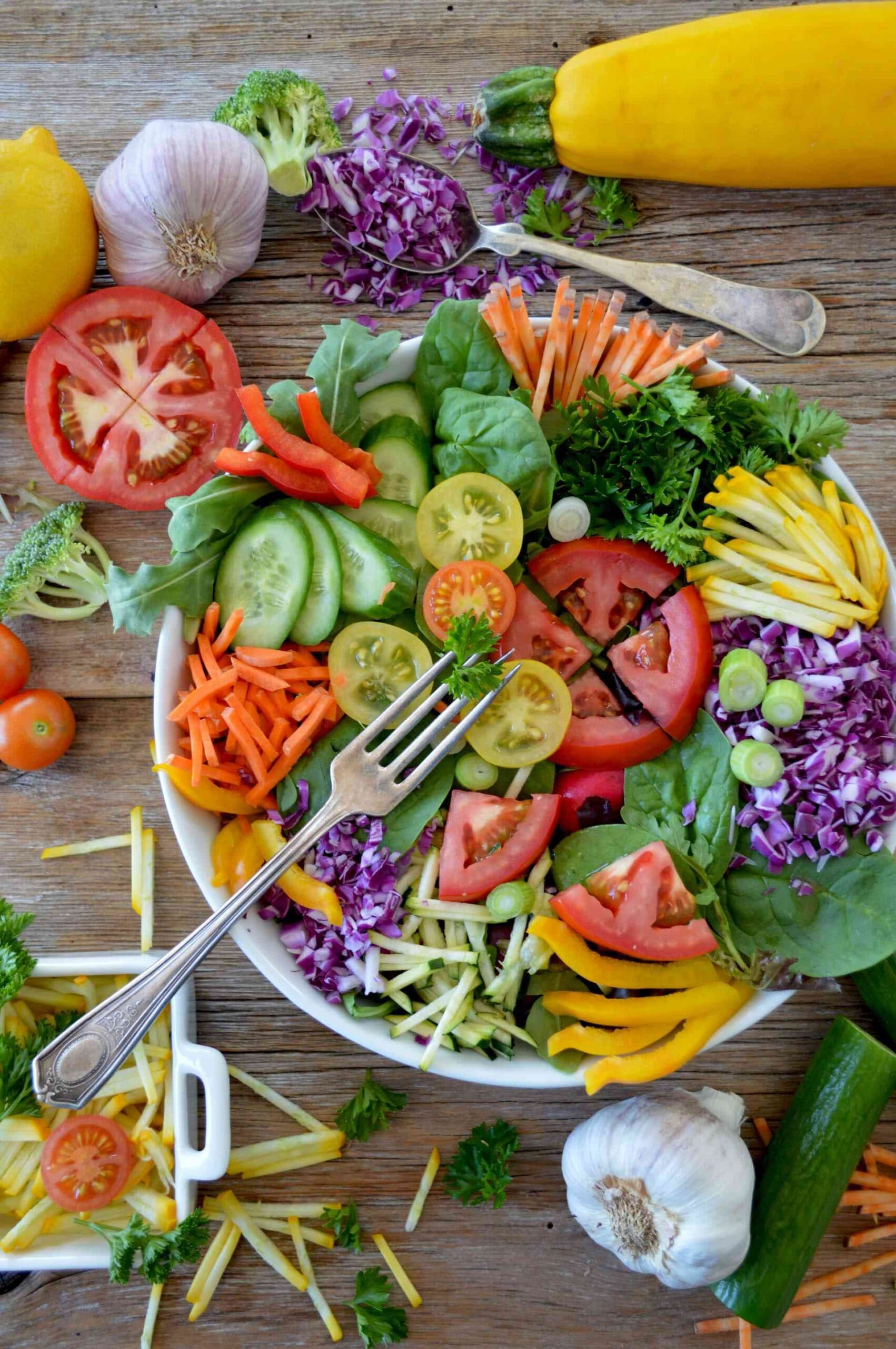 Healthy Legume Salad